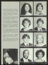 1982 Burlington City High School Yearbook Page 52 & 53