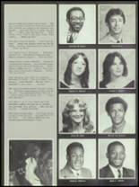 1982 Burlington City High School Yearbook Page 54 & 55