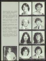 1982 Burlington City High School Yearbook Page 56 & 57