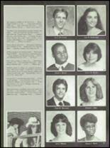 1982 Burlington City High School Yearbook Page 58 & 59