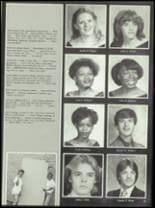 1982 Burlington City High School Yearbook Page 68 & 69