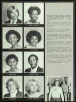 1982 Burlington City High School Yearbook Page 70 & 71