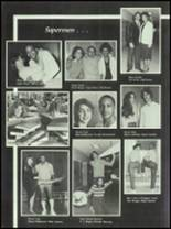 1982 Burlington City High School Yearbook Page 74 & 75
