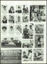 1982 Burlington City High School Yearbook Page 76 & 77