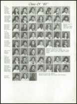 1982 Burlington City High School Yearbook Page 80 & 81