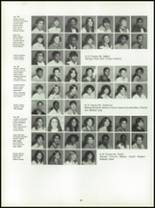 1982 Burlington City High School Yearbook Page 84 & 85