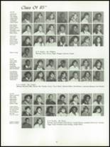 1982 Burlington City High School Yearbook Page 86 & 87