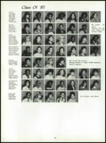 1982 Burlington City High School Yearbook Page 88 & 89
