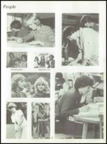 1982 Burlington City High School Yearbook Page 90 & 91