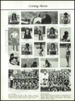 1982 Burlington City High School Yearbook Page 96 & 97
