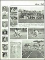 1982 Burlington City High School Yearbook Page 98 & 99
