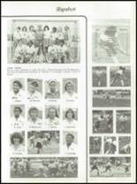 1982 Burlington City High School Yearbook Page 100 & 101