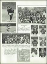 1982 Burlington City High School Yearbook Page 102 & 103