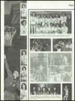 1982 Burlington City High School Yearbook Page 106 & 107