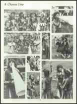 1982 Burlington City High School Yearbook Page 110 & 111