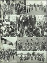 1982 Burlington City High School Yearbook Page 112 & 113