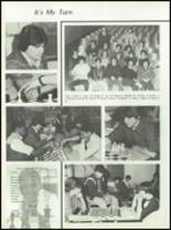 1982 Burlington City High School Yearbook Page 114 & 115