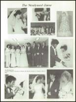 1982 Burlington City High School Yearbook Page 116 & 117