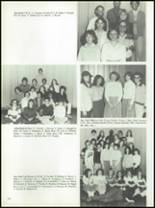 1982 Burlington City High School Yearbook Page 122 & 123