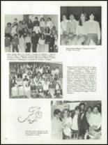 1982 Burlington City High School Yearbook Page 124 & 125