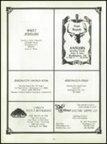 1982 Burlington City High School Yearbook Page 146 & 147