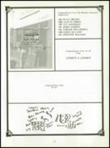 1982 Burlington City High School Yearbook Page 150 & 151