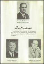 1959 Pentecostal Christian Academy Yearbook Page 10 & 11