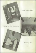 1959 Pentecostal Christian Academy Yearbook Page 54 & 55