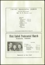 1959 Pentecostal Christian Academy Yearbook Page 98 & 99