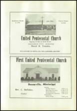 1959 Pentecostal Christian Academy Yearbook Page 104 & 105