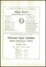 1959 Pentecostal Christian Academy Yearbook Page 112 & 113
