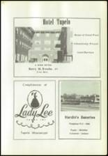 1959 Pentecostal Christian Academy Yearbook Page 130 & 131