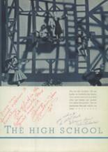 1936 Taft Union High School Yearbook Page 10 & 11