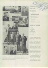 1936 Taft Union High School Yearbook Page 12 & 13