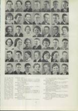 1936 Taft Union High School Yearbook Page 22 & 23