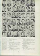 1936 Taft Union High School Yearbook Page 24 & 25