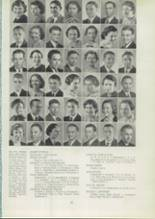 1936 Taft Union High School Yearbook Page 26 & 27