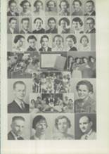 1936 Taft Union High School Yearbook Page 56 & 57