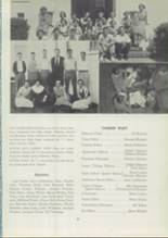 1936 Taft Union High School Yearbook Page 58 & 59