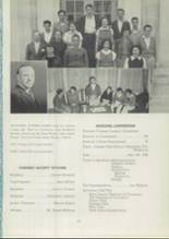 1936 Taft Union High School Yearbook Page 66 & 67