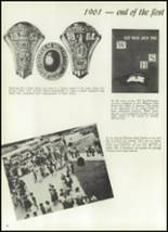 1961 Williams High School Yearbook Page 10 & 11