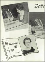 1961 Williams High School Yearbook Page 16 & 17
