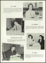 1961 Williams High School Yearbook Page 24 & 25