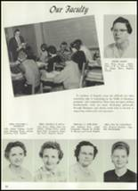 1961 Williams High School Yearbook Page 26 & 27