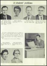 1961 Williams High School Yearbook Page 32 & 33