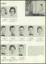 1961 Williams High School Yearbook Page 38 & 39