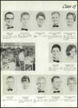 1961 Williams High School Yearbook Page 40 & 41