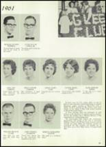 1961 Williams High School Yearbook Page 42 & 43
