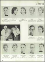 1961 Williams High School Yearbook Page 44 & 45