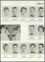 1961 Williams High School Yearbook Page 46 & 47